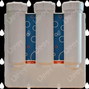 Osmoseur domestique à débit direct - 400 GPD (1514 L/j) avec pompe booster