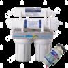 Osmoseur domestique AP 2500 - 75 GPD (284 L/j) avec pompe booster