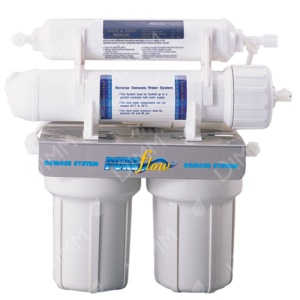 Osmoseur domestique AP 2500 - 125 GPD (475 L/j) avec shut-off