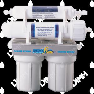 Osmoseur domestique AP 2500 - 75 GPD (284 L/j) avec shut-off