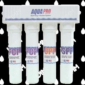 purificateur d'eau 4 niveaux aquapro