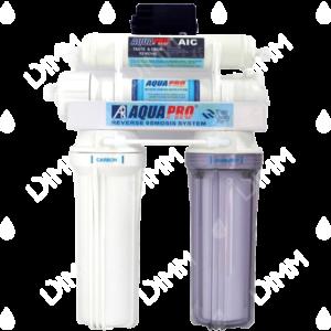 Osmoseur domestique AP 4000 - 75 GPD (284 L/j) avec pompe permeat