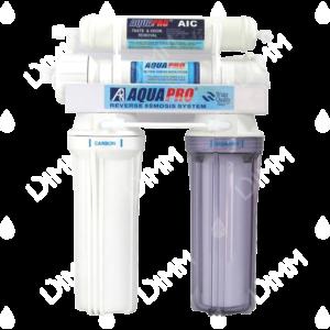 Osmoseur domestique AP 4000 - 75 GPD (284 L/j) avec shut-off