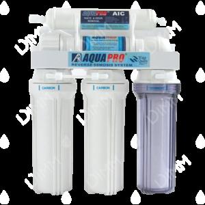 Osmoseur domestique AP 5000 - 50 GPD (190 L/j) avec shut-off