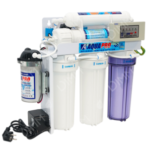 Osmoseur domestique AP 8000 - 125 GPD (475 L/j) avec pompe booster