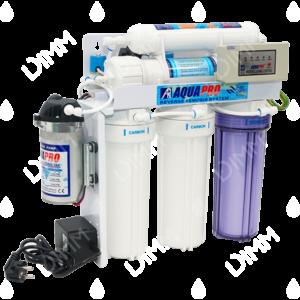Osmoseur domestique AP 8000 - 50 GPD (190 L/j) avec pompe booster