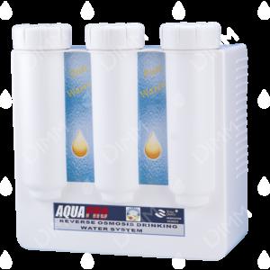 Osmoseur domestique AP 999 - 100 GPD (380 L/j) avec pompe booster