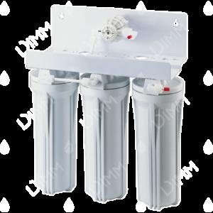 Purificateur d'eau sous évier Aquapro (undertop) 3 niveaux aquapro