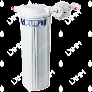 purificateur d'eau aquapro 1 niveau avec compteur