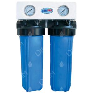 Purificateur d'eau Aquapro Big Duo 20'' avec cartouche GAC