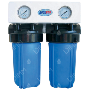 Purificateur d'eau Aquapro Big Duo 10'' avec cartouche APC