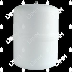 Réservoir métallique extérieur plastique A4-P - 19 litres