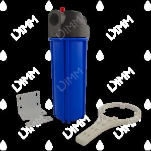 Porte-filtre AEG 10'' avec accessoires - raccordement 3/4''