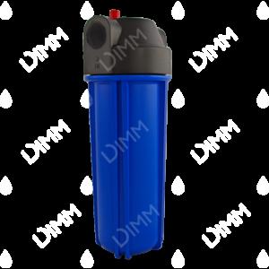 Porte-filtre AEG 10'' avec joints - raccordement 1/2''