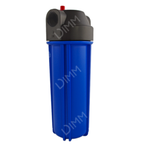 Porte-filtre AEG 10'' avec joints - raccordement 3/4''