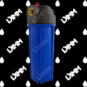 Porte-filtre AEG 10'' avec joints - raccordement en laiton 3/8''