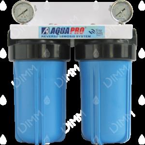 Purificateur eau de pluie avec stérilisateur UV