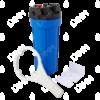 Porte-filtre AQF 10'' avec accessoires - raccordement 3/8''