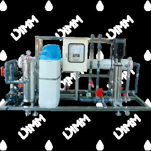 Osmoseur 2000 litres par heure
