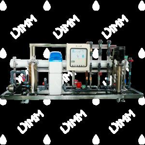 Osmoseur 3000 litres par heure