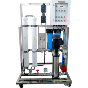 Osmoseur large 6000 GPD (22710 L/j) avec boitier IP