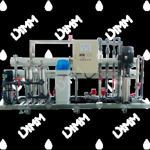 Osmoseur 6000 litres par heure