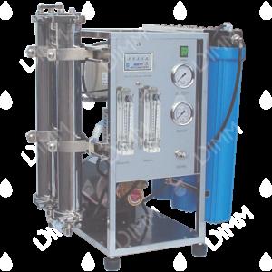 Osmoseur 600 GPD (2270 L/j) avec réservoir + conductivimètre