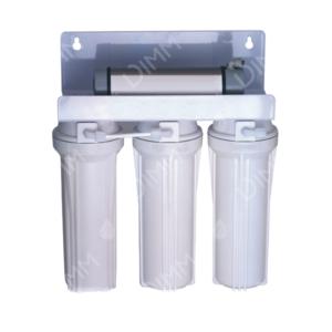 Purificateur sous évier 3 niveaux avec stérilisateur UV
