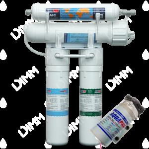 Osmoseur NL-RO4 - 50 GPD (190 L/j) avec pompe booster