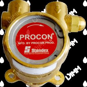 Pompe à palettes Procon en bronze - raccordement 1/2''