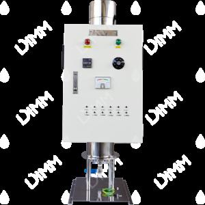Stérilisateur UV vertical 72 GPM (16350 L/h) sur socle avec compteur horaire + moniteur