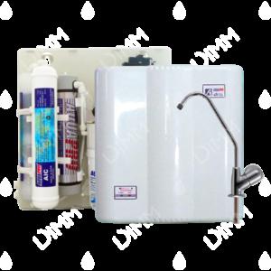 Purificateur avec UV intégré dans boitier type VHRO6