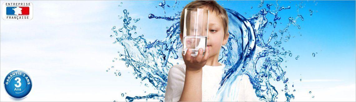 stérilisation uv pour une eau pure